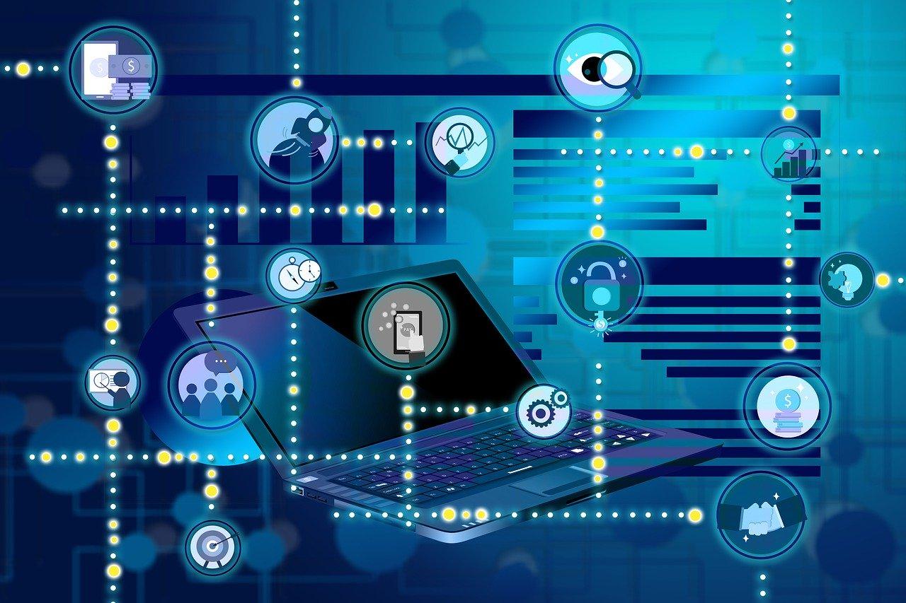 network 4465291 1280 - Novas Tecnologias nos Negócios e Transformação Digital